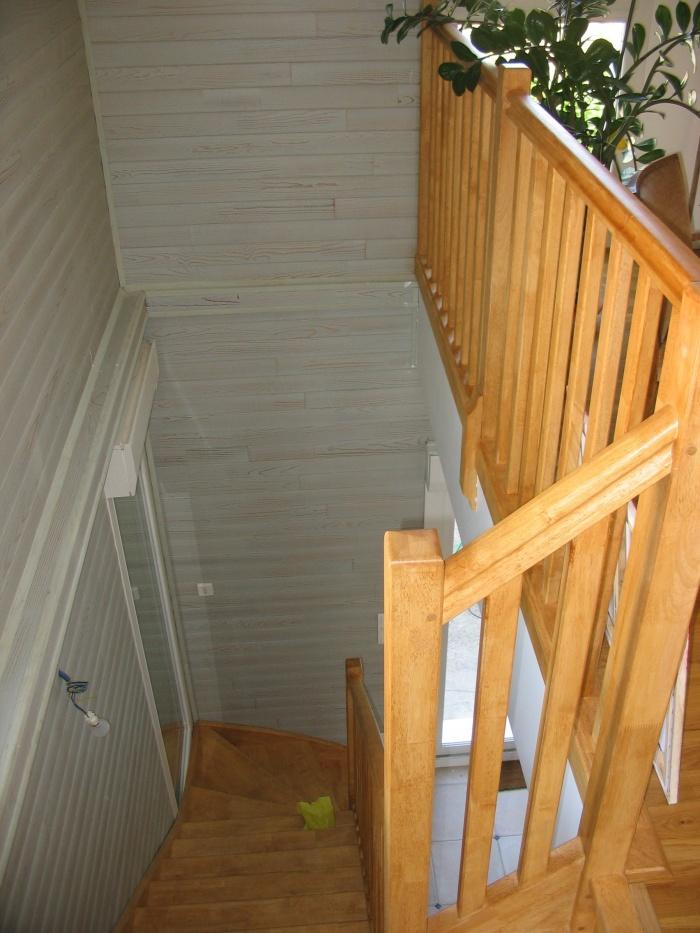 EZ : Cage d'escalier