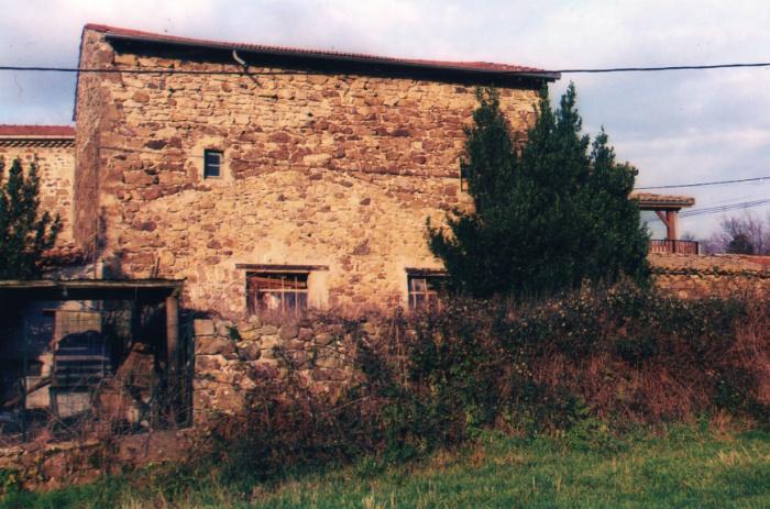 Rénovation et extension d'un ancien corps de ferme : Avant