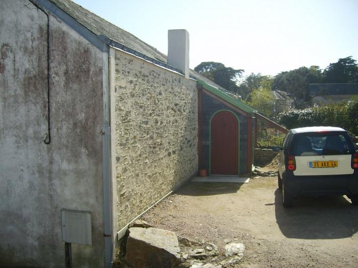 Extension d'une maison ( vérandas ) : Petite véranda
