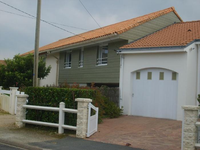 Surélévations et extensions de maisons : Après