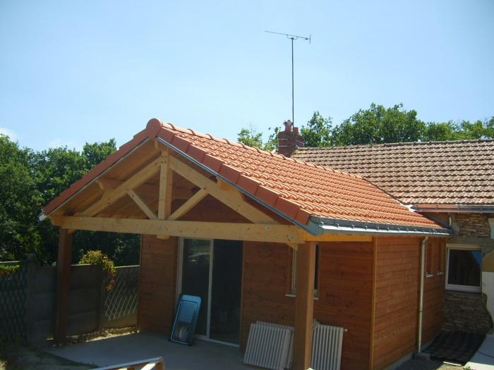 Rénovation, extension d'une maison et construction d'un garage ( projet en cours ) : image_projet_mini_37172