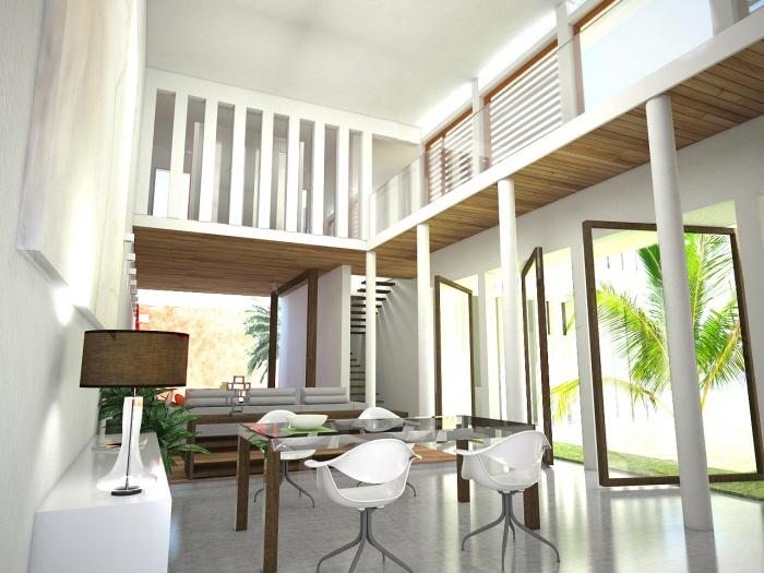 Maison Kut : Living room
