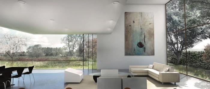 Maison Lanvin : Vue intérieur living room