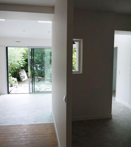Extension B : intérieur
